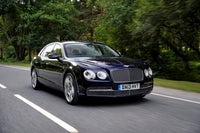 Bentley Flying Spur Driving Front